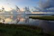 The sun rises over the Atlantic at St. Joseph Peninsula State Park in Florida
