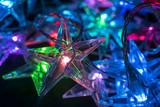 christmas background - christmas decoration - stars shining - 180023803