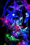 christmas background - christmas decoration - stars shining - 180024818
