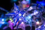 christmas background - christmas decoration - stars shining - 180025000