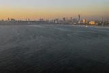 India Mumbai bombay skyline shore