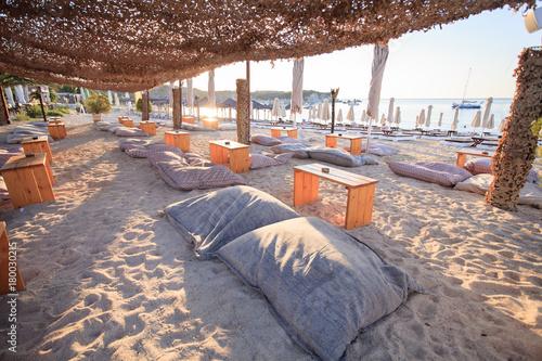 Beach bar Summer holiday vacation