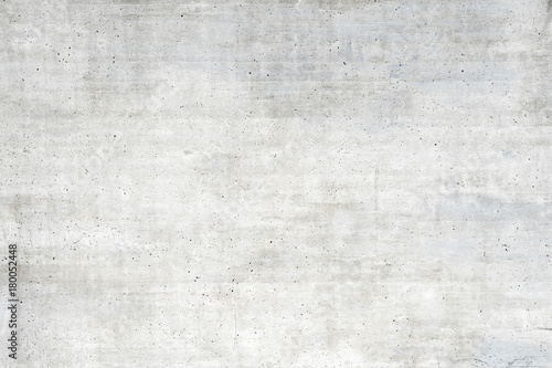 Texture of old white concrete wall for background - 180052448