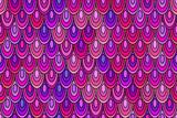 Pink Mermaid Wall Sticker