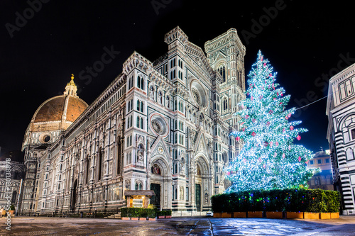 Staande foto Florence Santa Maria Del Fiore, Firenze