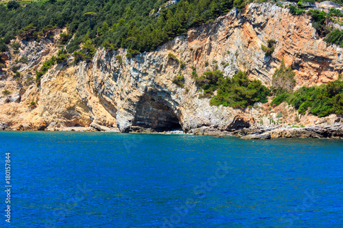 Palmaria island, La Spezia, Italy Poster