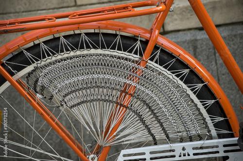 Aluminium Stockholm Bicycle - Stockholm