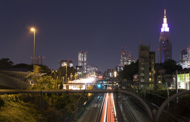 東京風景 夜景