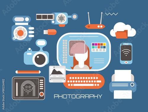 Foto op Plexiglas Abstractie Art Professional photography