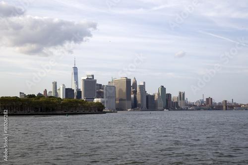 Plagát Manhattan scene, New York, United States