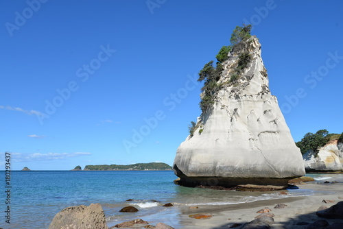 Fotobehang Cathedral Cove Cathedral Cove - Coromandel - New Zealand