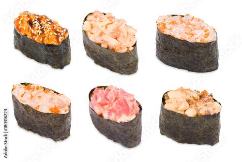 Aluminium Sushi bar sushi set