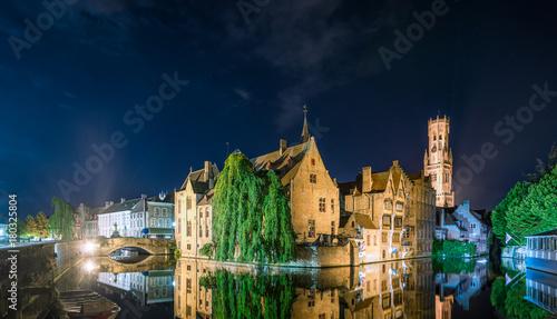 Fotobehang Brugge Brugge