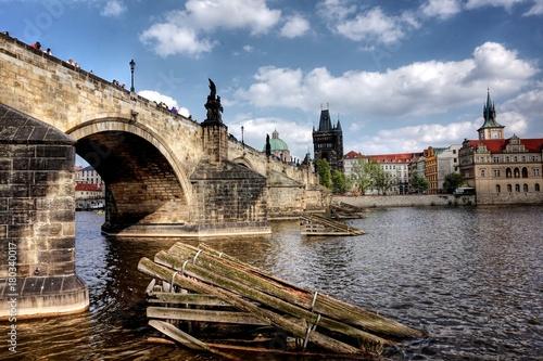 Aluminium Bruggen Prague