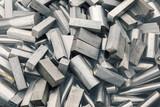 scrap metal on pile - 180351080