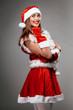 Female Santa Claus