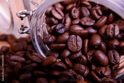 Aluminium Koffiebonen coffie