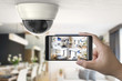 mobile connect with security camera