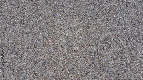 Fotobehang Noordzee Sandtextur