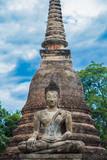 Park historyczny Sukhothai w Tajlandii