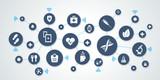 Santé connectée, Connected Health - 2017_11 - 001 - 180462648