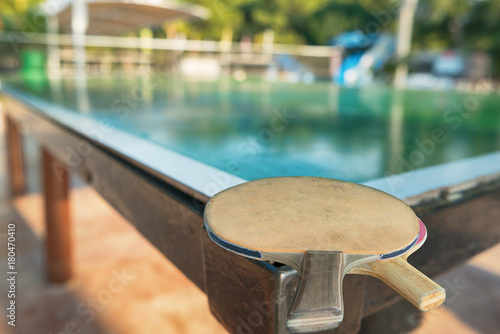 Aluminium Tennis table tennis rackets