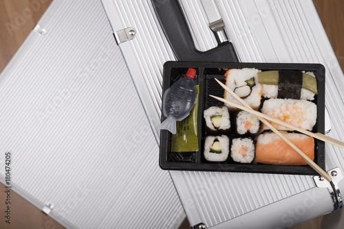 Aluminium Sushi bar Sushi am Arbeitsplatz