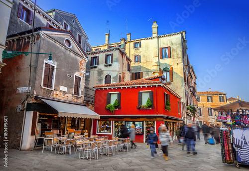 Foto op Plexiglas Venetie Street of Venice