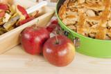 Home made apple pie - 180509634