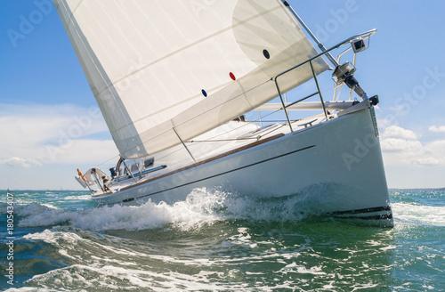Plexiglas Zeilen Sailing Boat Yacht