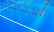 markings basketball court
