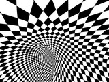 Abstract illusion - 180546616
