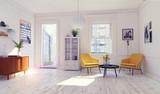 The Modern interior - 180600470