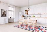 modern kitchen interior - 180600613