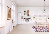 modern kitchen interior - 180600630