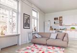 modern apartment interior - 180600653