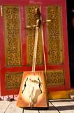 Mongolian folk stringed instrument