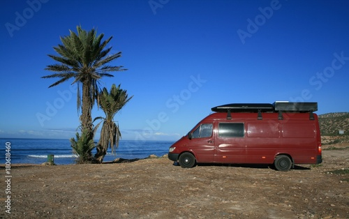 Aluminium Marokko Car in Morocco