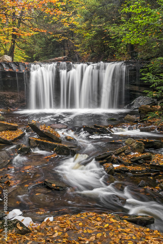 Oneida Falls Flow - Ricketts Glen, Pennsylvania - 180622055
