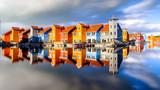 Bunte Häuser Groningen Hafen - 180624241