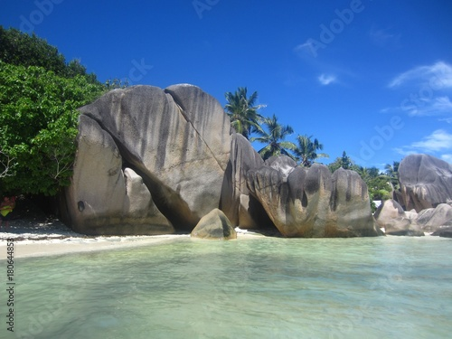 Aluminium Tropical strand beach