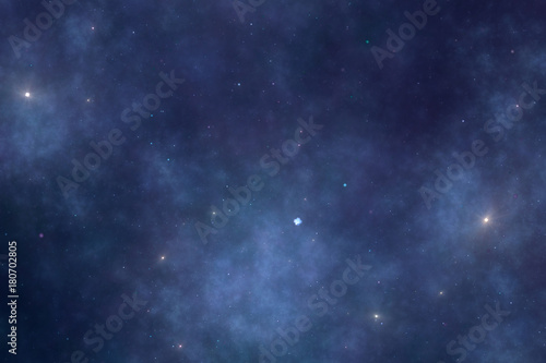 Sticker Abstract starry universe texture background