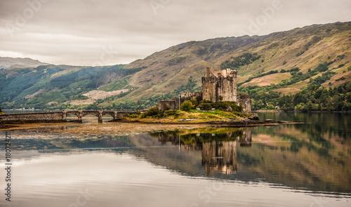 Eilean Donan Castle, Scotland. UK