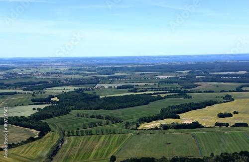Fotobehang Pool Landschaften in Vorpommern