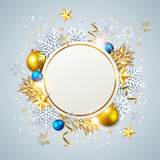 Decorative Christmas  Wall Sticker