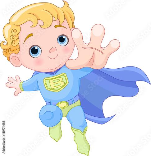 Papiers peints Magie Super Boy