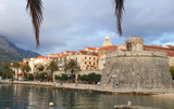 Island of Korcula, Croatia - 180780608