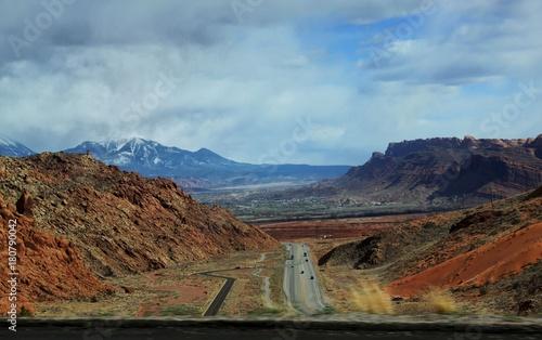 Papiers peints Piscine Southwest USA road trip