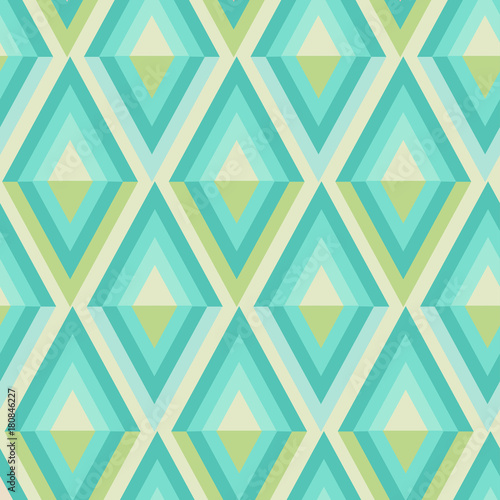 abstract geometric pattern - 180846227