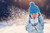 Fototapety Magic of winter